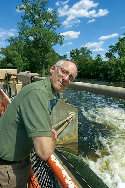 A Slow-Paced Job at the EPA Wasn't Good Enough for This Water Operator