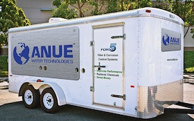Aftermarket Parts/Service - Anue Water Technologies full-scale pilot testing
