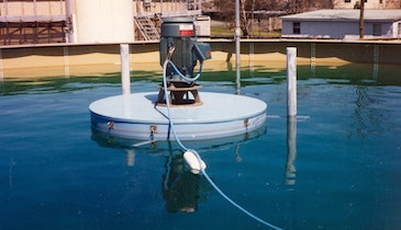 Aqua-Jet aerators receive NSF 61 approval for potable water applications