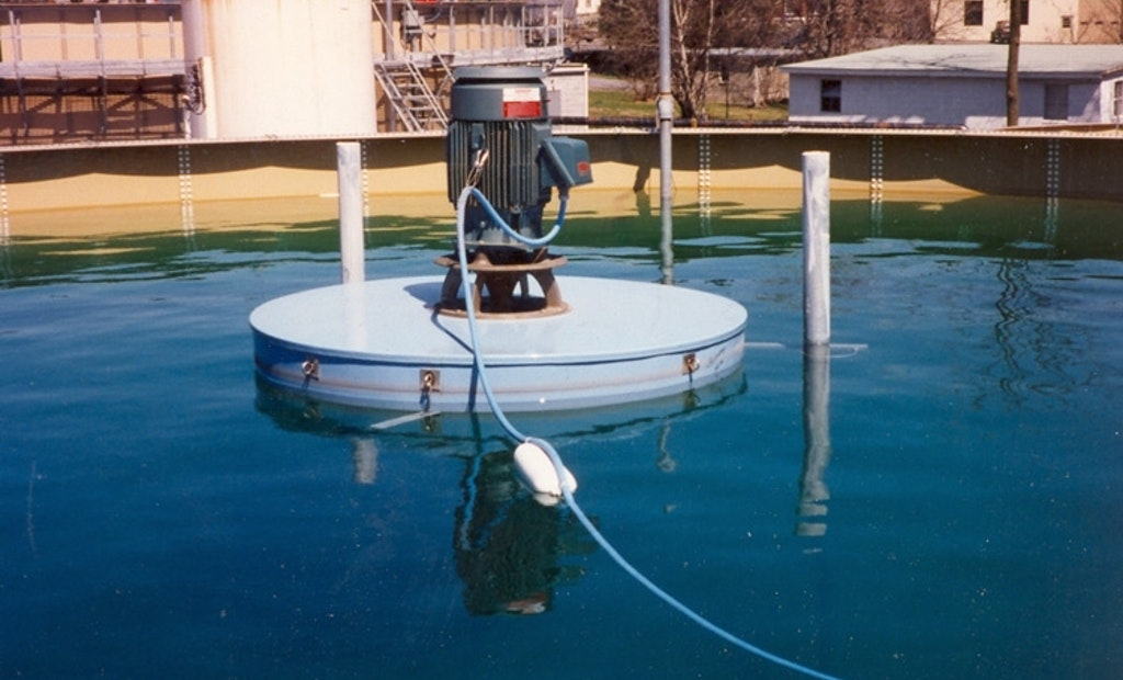 Aqua-Jet aerators receive NSF 61 approval for potable water applications