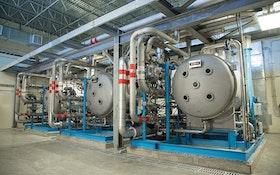 Aqua-Aerobic ozone generation system