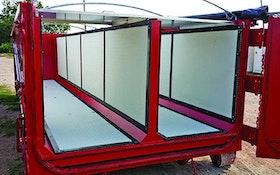 Dewatering Equipment - Roll-off dewatering unit