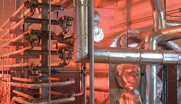 Treatment System Uses Heat and Pressure to Destroy Sludge