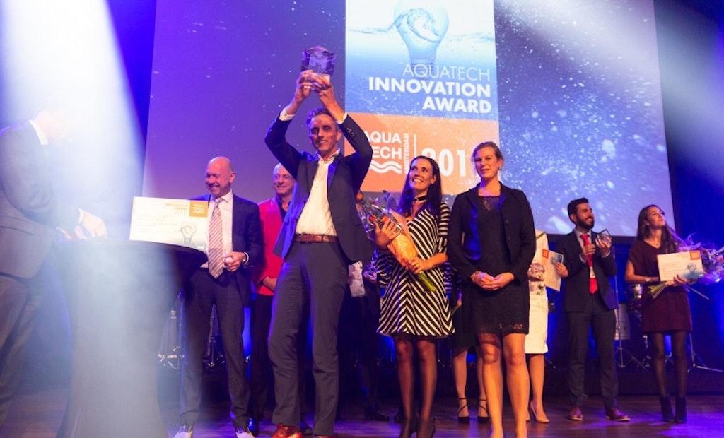 Aquatech Innovation Award Winners Announced