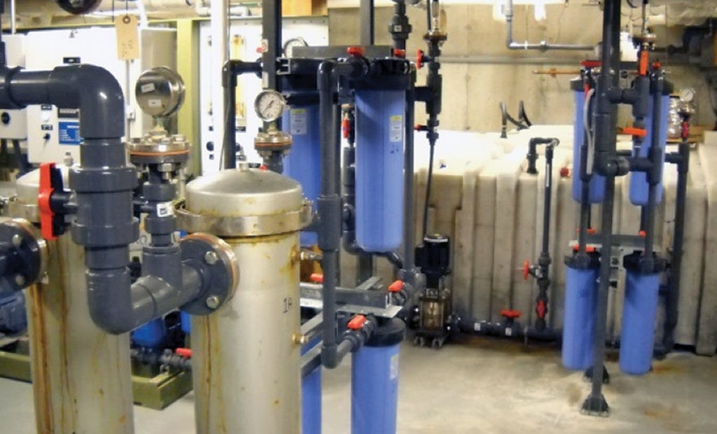 Treatment, Filtration And Desalination