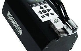 Sampling Systems - Mercury vapor analyzer
