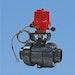 Asahi/America Series 17 electric actuator