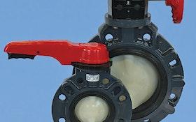 Asahi/America Type-57P butterfly valve