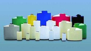 Tanks - Corrosion- and chemical-resistant  polyethylene tanks