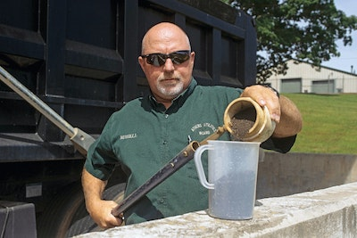 There's Never a Surplus of Biosolids Product in Athens, Tennessee. Demand Exceeds Supply