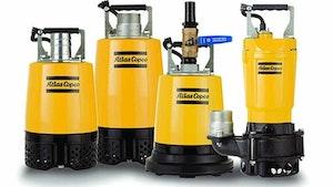 Submersible Pumps - Atlas Copco WEDA