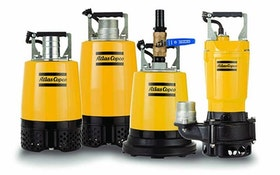 Submersible Pumps - Atlas Copco WEDA