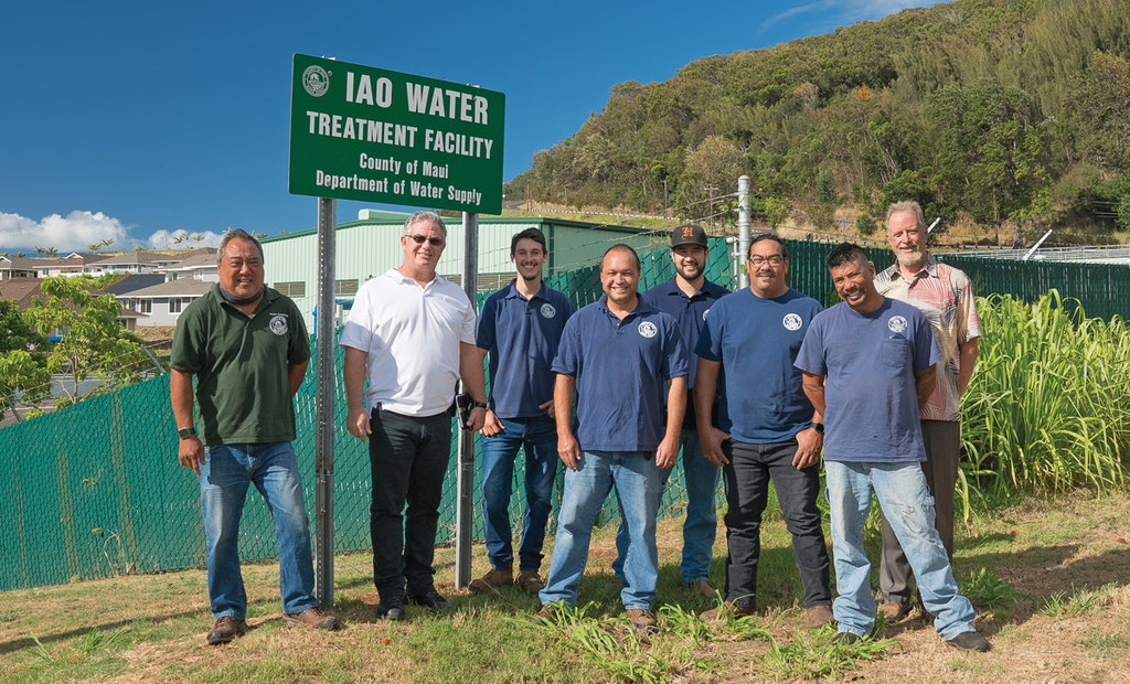 This Water Operator Loves His Job Just as Much as the Place Where He Does It
