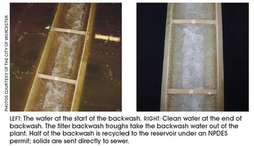 Exam Study Guide: Backwash Rate