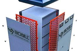 Bacterial Logistics wastewater treatment bioreactor