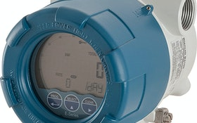 Badger Meter Blancett B3100 Series flow monitor