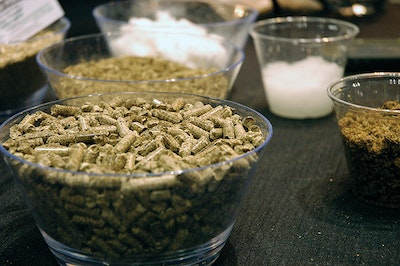 Wood Pellets — A New Choice for Spill Absorption