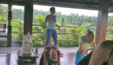 Swing-Shift Yoga
