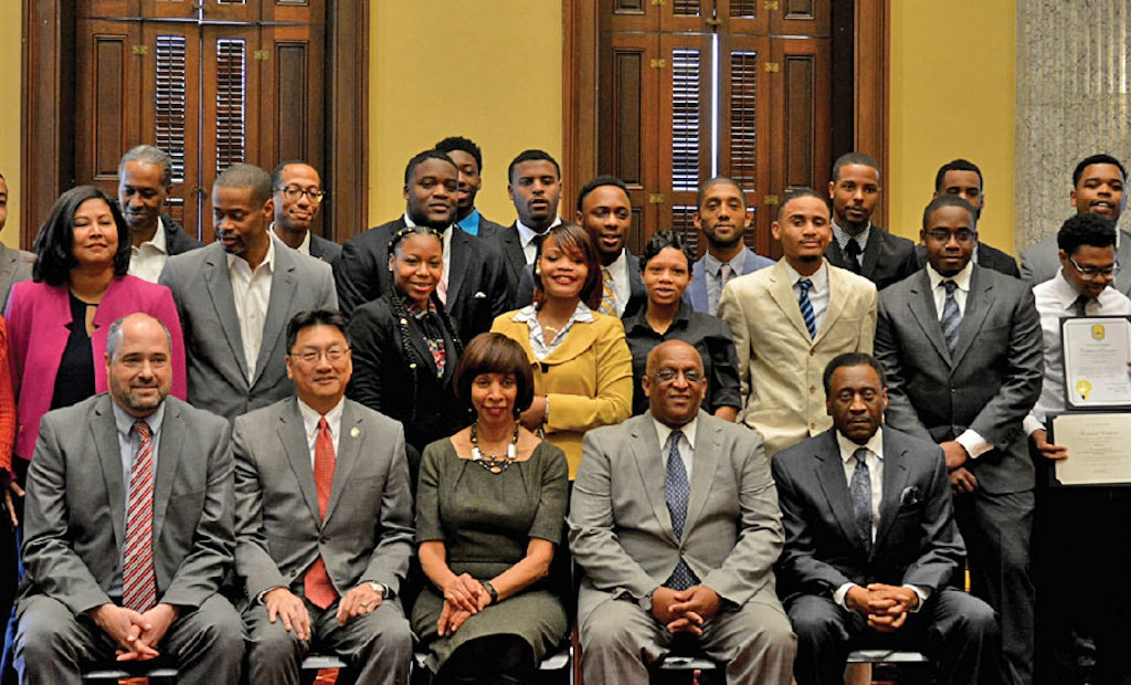 Baltimore Finds an Innovative Way to Recruit a New Generation of Professionals