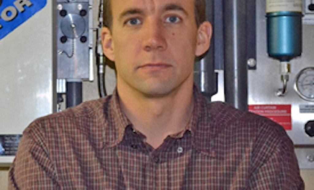 Team Dedication Earns Michigan Water Supervisor Public Utility Award