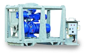 BBA electrically driven pumps