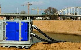 BBA Pumps 4-inch solids handling pump