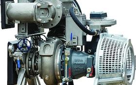 BBA Pumps stainless steel self-priming BA pumps