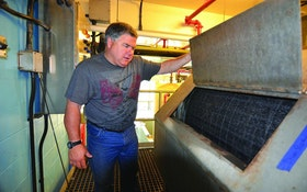 A Settling Process Using Magnetite Ballast Helps A Massachusetts Plant Meet Strict Phosphorus Limits