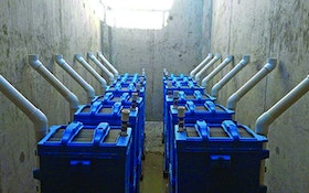 MBRs - Membrane bioreactor package