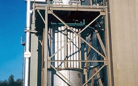 Bionomic HEI wet electrostatic precipitator system