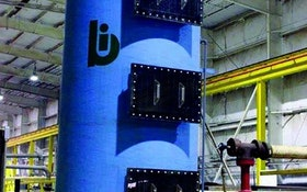 Bionomic Industries advanced tray scrubber