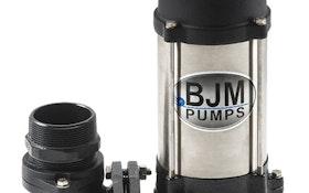 Submersible Pumps - BJM Pumps SV Series