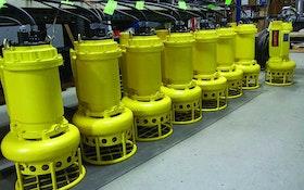 BJM submersible explosion-proof pumps