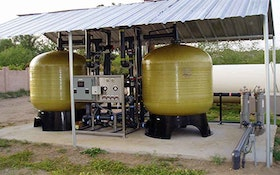 Successful Turnkey System Solves Arsenic Problem
