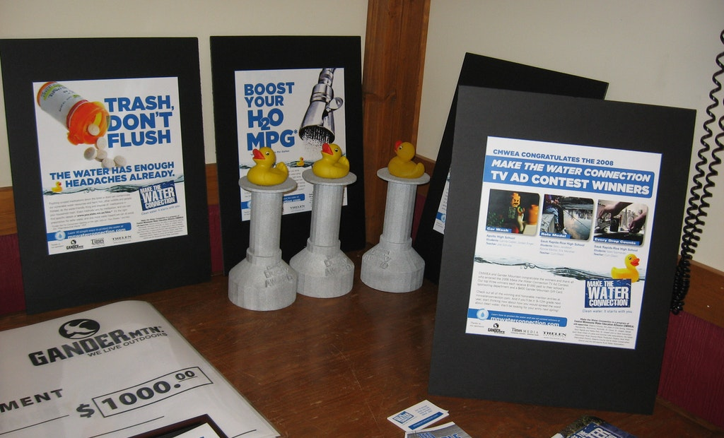 Minnesota water education association calls for contest entries