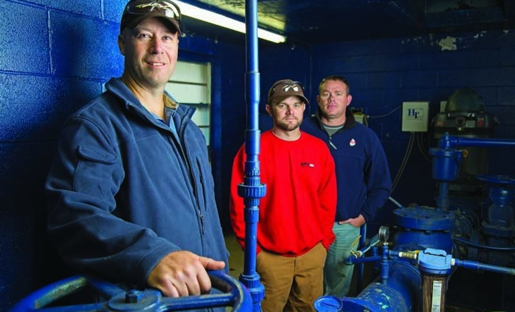 One Operator's Road from Basketball to Wastewater