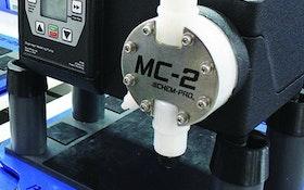 Metering Pumps - Blue-White Industries Chem-Pro M Series