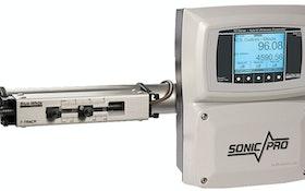 Flow Monitoring - Blue-White Industries Sonic-Pro S3 Hybrid Ultrasonic Flowmeter