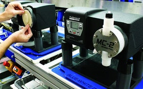 Blue-White diaphragm metering pumps