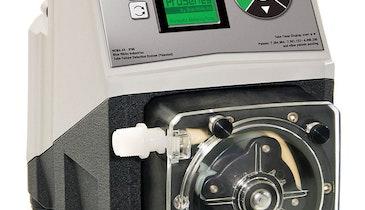 Peristaltic Metering Pump Offers Precision at High Pressure