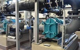 Sludge Handling/Hauling/ Disposal/Application - Boerger BLUEline Rotary Lobe Pump