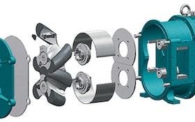 Effluent Pumps - Boerger BLUEline Rotary Lobe Pump