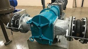 Biosolids Handling/Hauling/Disposal/Application - Boerger BLUEline Rotary Lobe Pump