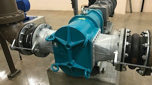 Effluent Pumps - Boerger BLUEline Rotary Lobe Pump