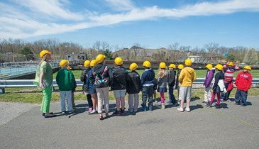 A Massachusetts Agency Takes Education to the Treatment Plant