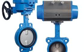 Valves - Bonomi North America NSF butterfly valve