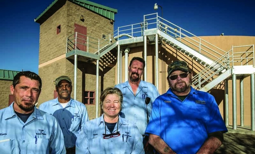 Bosque Farms Keeps 1,460 Grinder Pumps Humming