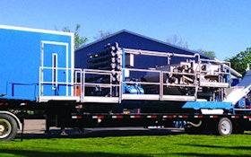 Nutrient Removal - Bright Technologies belt filter press