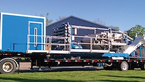 Keep it efficient with skid- and trailer-mounted belt presses