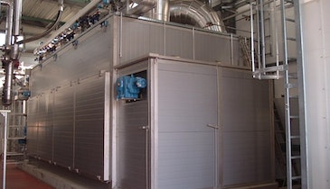 Automated Drying Process Lowers Operating Expense and Minimizes Operator Attendance